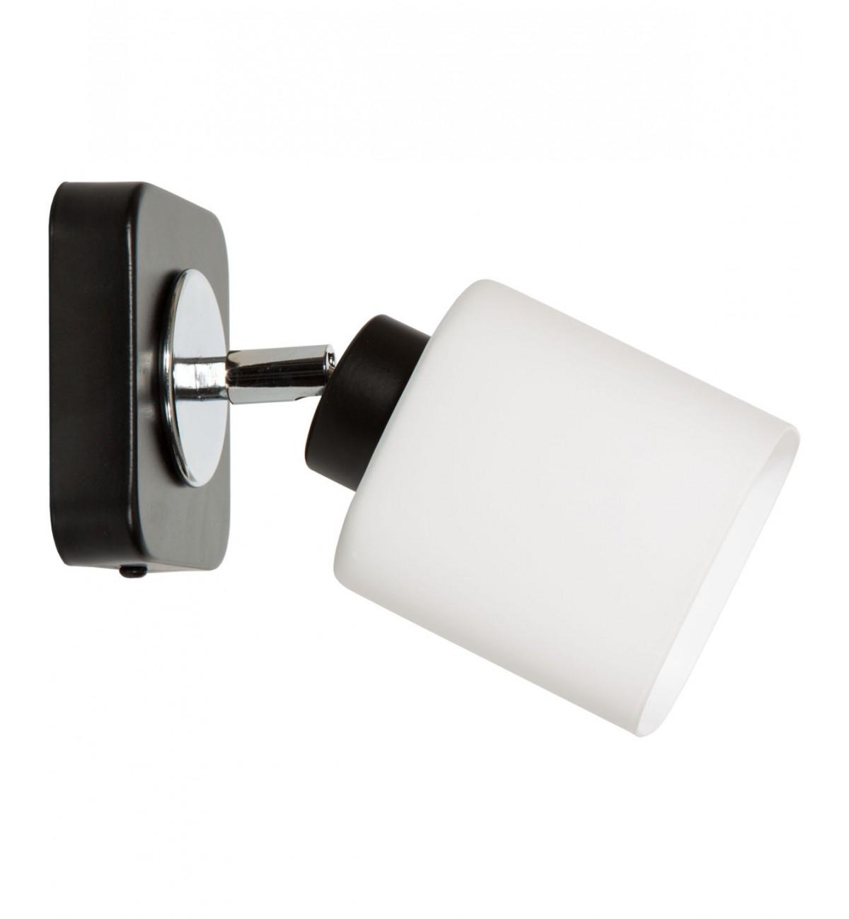 kinkiet seria 012 lampa wiszaca sufitowa nowoczesna czarny bialy