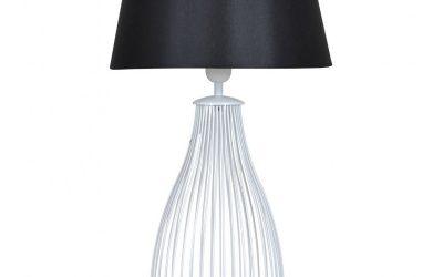 lampa nocna z abazurem nowoczesna stojaca 1 400x250
