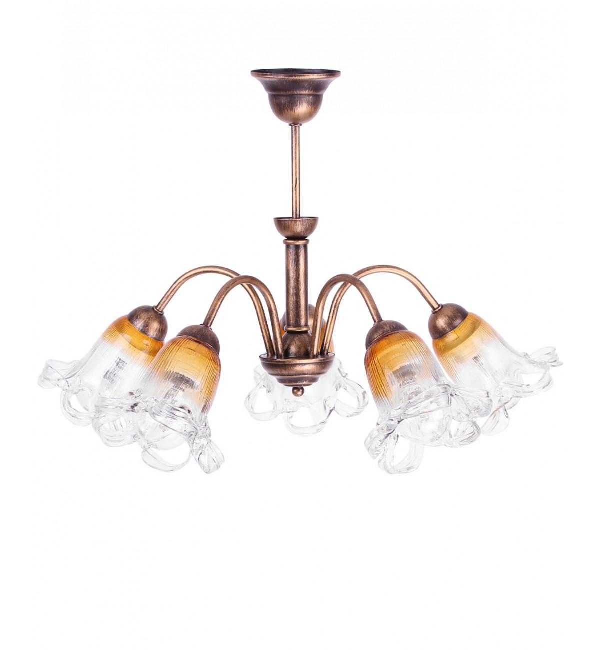 lampa wiszaca antyczna zyrandol elegancka