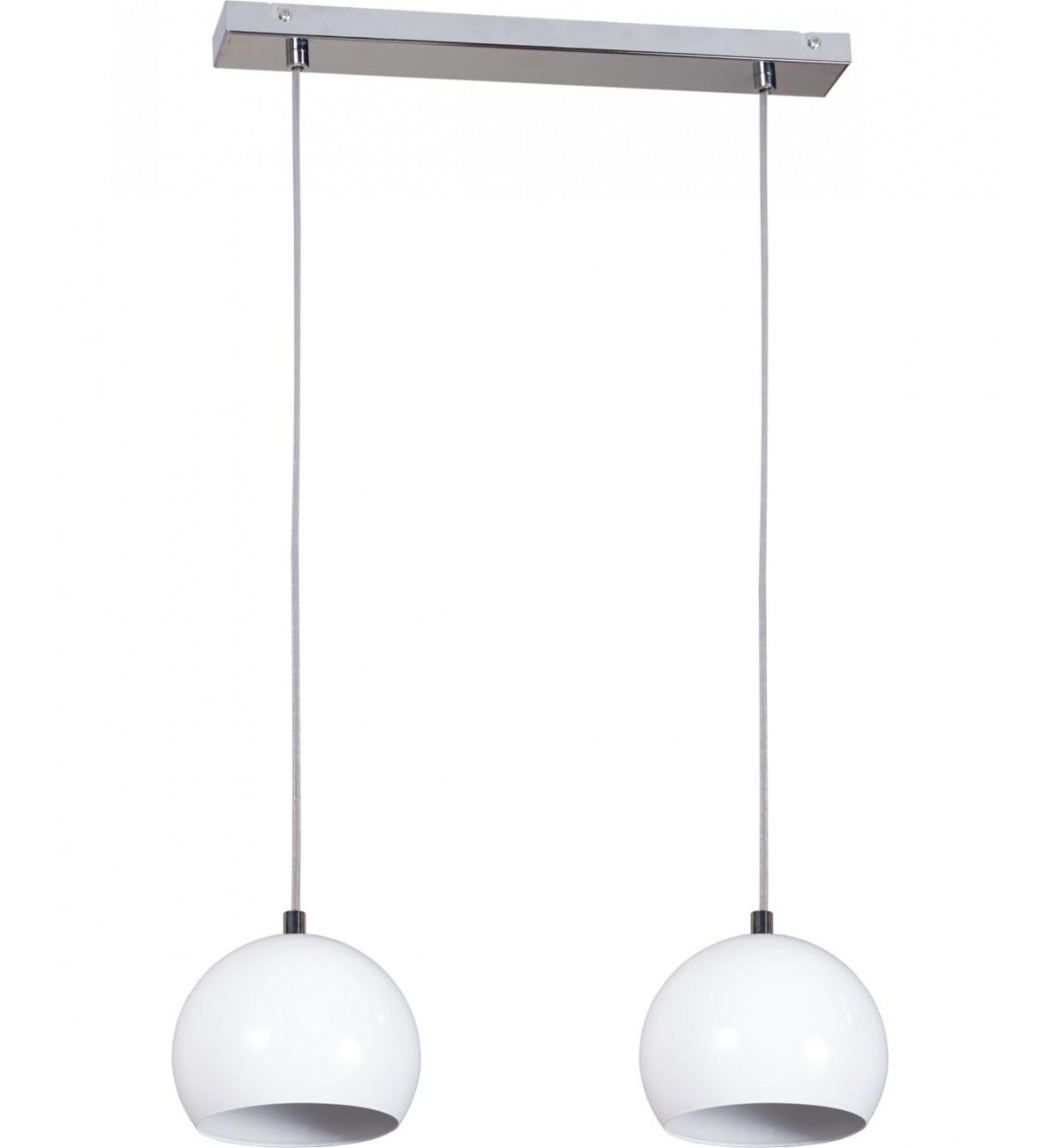 lampa wiszaca kule 01 metalowa oprawa 09