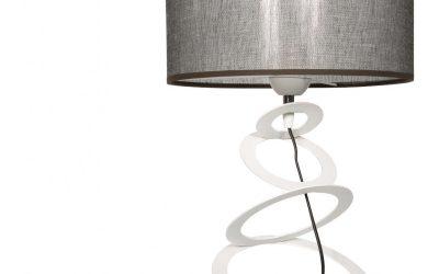 lampka nocna stojaca z abazurem 400x250