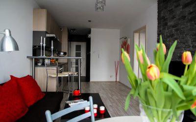 oswietlenie salonu z aneksem kuchennym 400x250