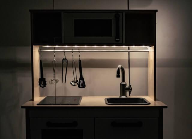 oswietlenie kuchni na poddaszu