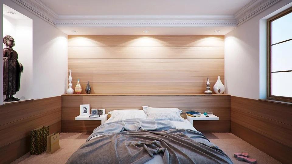 kinkiet do sypialni trendy 2021 roku